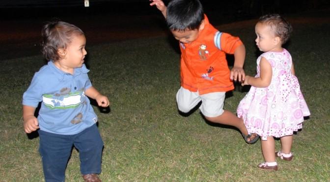 babies at play predict behavior